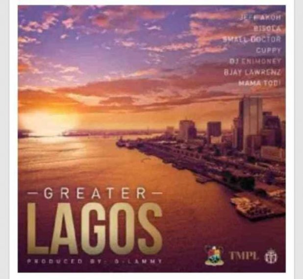 Small Doctor x Bisola x DJ Cuppy x DJ Enimoney x Jeff Akoh - Greater Lagos
