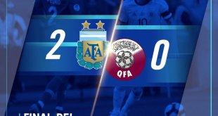Qatar vs Argentina 0-2 - Highlights & Goals
