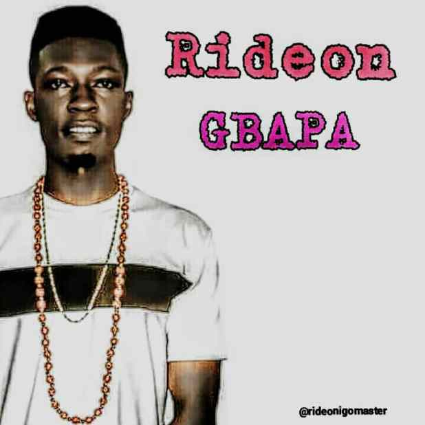 Ride On - Gbapa