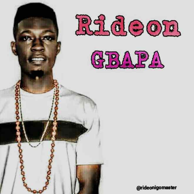 Ride On - Gbapa