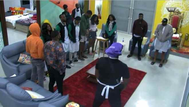 #BBNaija : Possible Eviction For All housemates