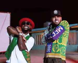 Davido ft Chris Brown - Blow My Mind