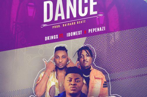 D'Kings - Kesari Dance ft Idowest & Pepenazi