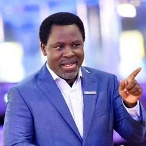 T.B Joshua Reveals The New Vision He Had About Buhari And Nigeria (Video)
