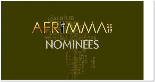 AFRIMMA 2019 || See Full List of Nominees