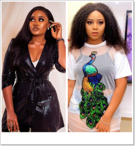Cee-C Loses Major Endorsement Deal To Regina Daniels (Video)