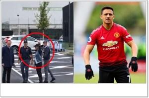 Sanchez Arrives Inter For Medicals (Video)