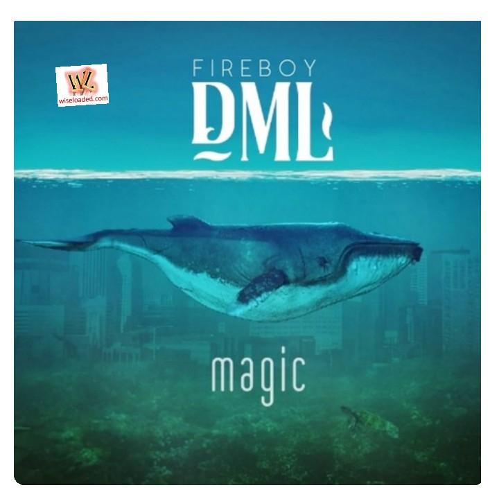 Fireboy DML - Magic