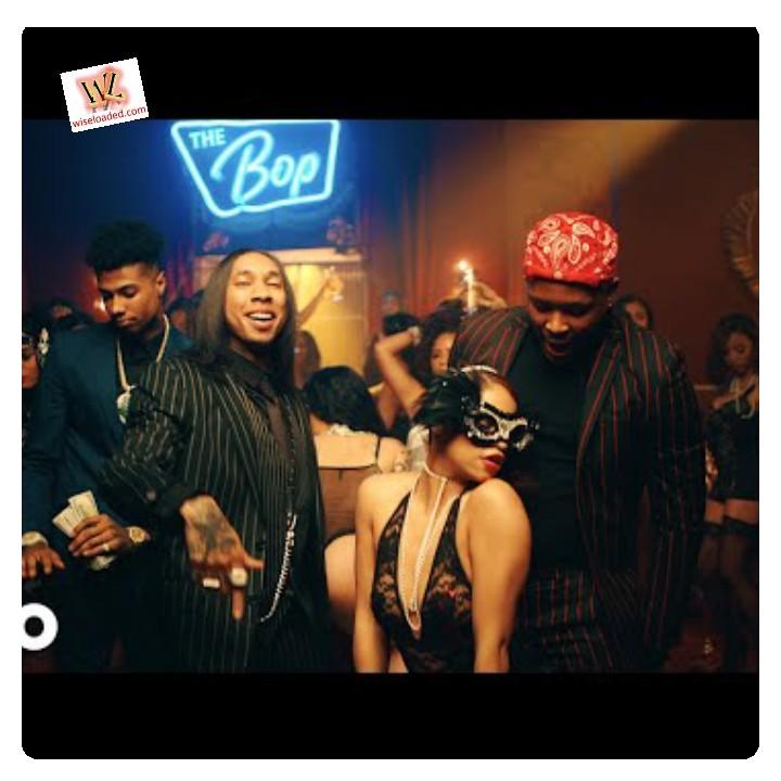 Tyga, YG, Blueface - Bop