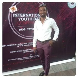 International Youth Day Summary - Olufemi Adeyemi (Photos)