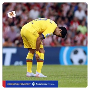 Atletic Bilbao vs Barcelona 1-0 Highlights