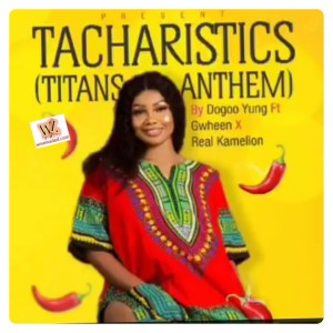#BBNaija: Titans - Tacharistics (New Song In Support Of Tacha)