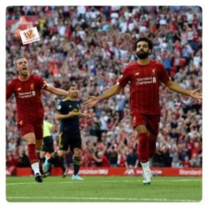 Liverpool vs Arsenal 3-1 - Highlights