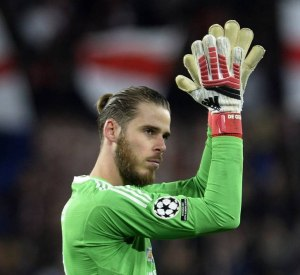 De Gea Reveals Why He Sign New Contract At Man Utd