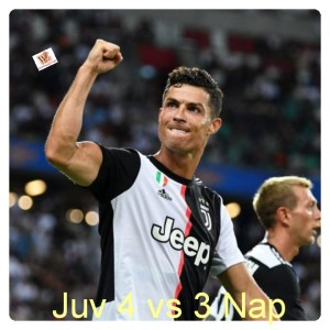 Juventus vs Napoli 4-3 Highlights