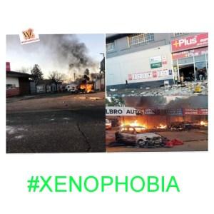 #Xenophobia: Nigerians Begin Retaliation In South Africa (Video)