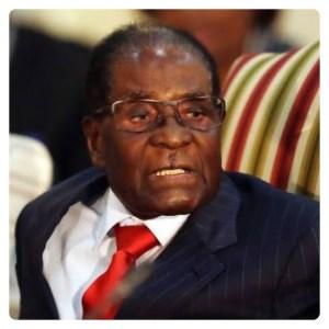 Robert Mugabe Is Dead
