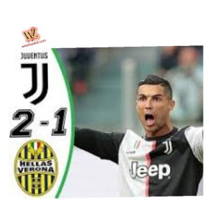 Juventus vs Verona 2-1 - Highlights