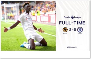 Wolves vs Chelsea 2-5 - Highlights (Video Download)