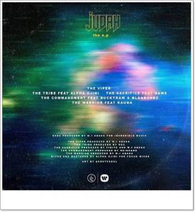 MI Abaga ft. Kauna - The Warrior