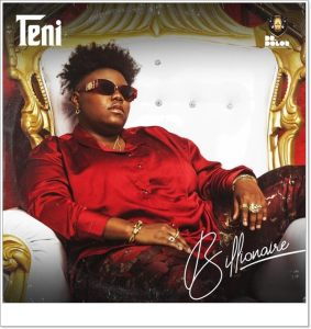 Teni - Billionaire (Mp3 Download)