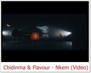 Chidinma & Flavour Nkem
