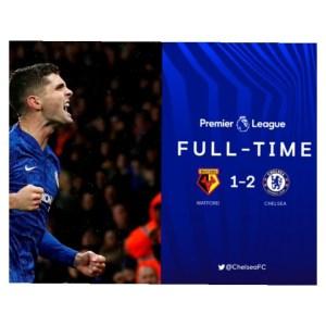 Watford vs Chelsea 1-2 - Highlights (Download Video)