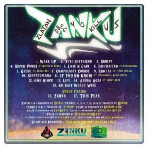Zlatan - Omo Olope (Mp3 Download)