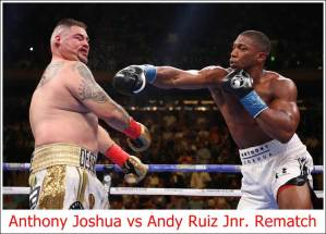 Anthony Joshua vs Andy Ruiz Jnr. Rematch (Full Video)
