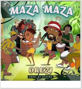 Orezi - Maza Maza (Mp3 Download)