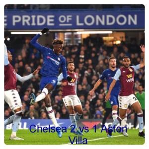 Chelsea vs Aston Villa 2-1 - Highlights
