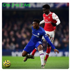 Download Chelsea vs Arsenal 2-2 Highlights
