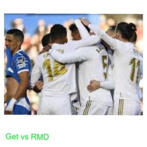 Getafe vs Real Madrid 0-3 Highlights