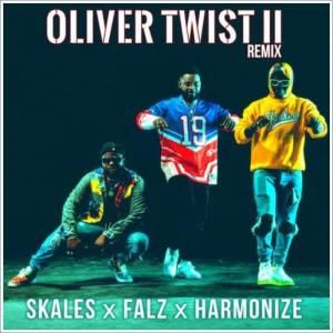Skales ft Falz, Harmonize - Oliver Twist II (Remix)