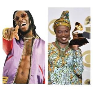 Grammy Awards 2020: Burna Boy Loses To Angelique Kidjo Of Benin