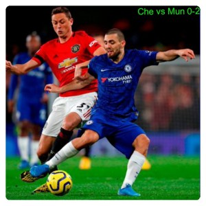 Download Football Video: Chelsea vs Manchester United 0-2 Highlights