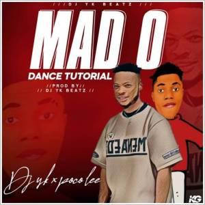 Dj Yk Ft. Poco Lee - Mad O (Dance Tutorial)