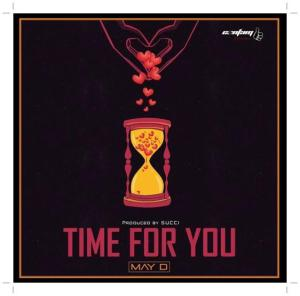 May D - Time For You (Mp3 Download)