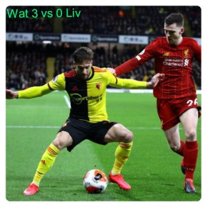 DOWNLOAD Football Video: Watford vs Liverpool 3-0 Highlights