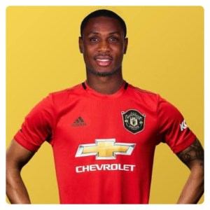 Manchester United Confirms Ighalo's Jersey Number