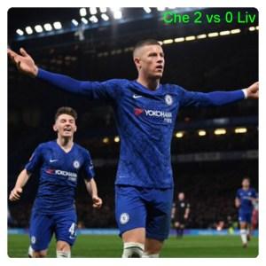 Chelsea vs Liverpool FC 2-0 Highlights