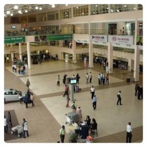 Covid-19: Nigerian Govt Shuts Down Three Airports