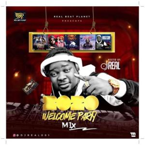 DJ Real - Welcome Party Mix 2020