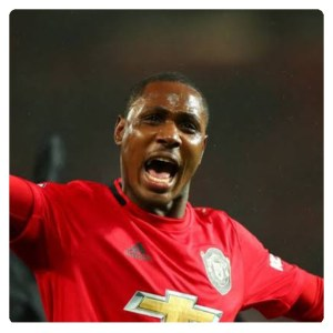 Odion Ighalo Nominated For Manchester United Award