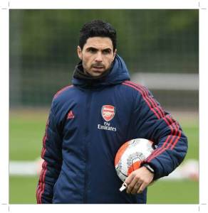Arteta Reveals Why Arsenal vs Benfica Is A Final For Gunners