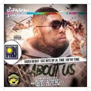 Download Vybz Kartel About Us ft. Massive B Mp3 Download