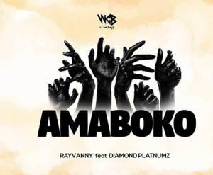 Rayvanny new song title Amaboko ft. Diamond Platnumz