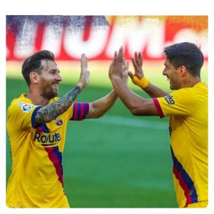 Alaves vs Barcelona 0v5 Highlights