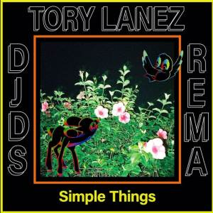 A song by DJDS titled Simple Things ft. Tory Lanez, Rema