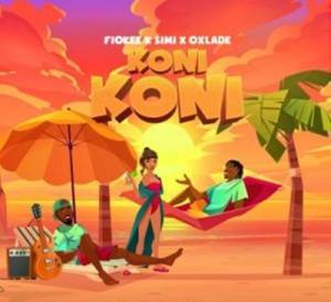 Koni Koni by Fiokee ft. Simi, Oxlade